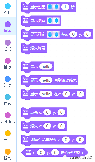 <a href=http://www.pxcodes.com target=_blank class=infotextkey><a href=http://www.pxcodes.com/ScratchJr/ target=_blank class=infotextkey>Scratch</a></a>创意手工(2):显示屏(教程)